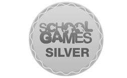 School Games Silver Icon